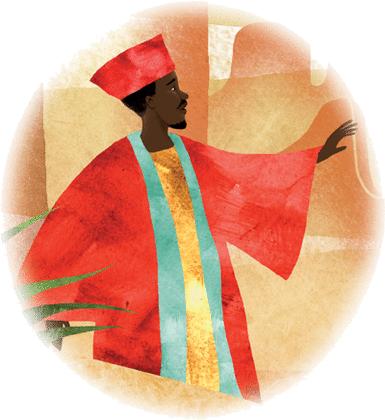 Anta et Mamadou - illustration 6
