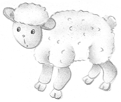 Mary had a little lamb - illustration 2