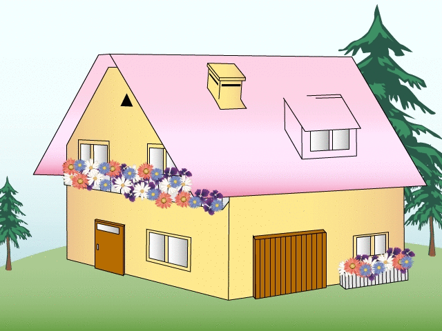 La maison de mes rêves - illustration 1