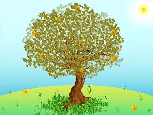 La ronde des saisons - illustration 1