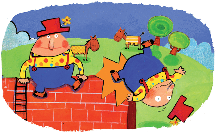Humpty Dumpty - illustration 1