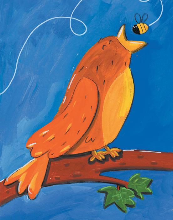 Coucou, hibou - illustration 1