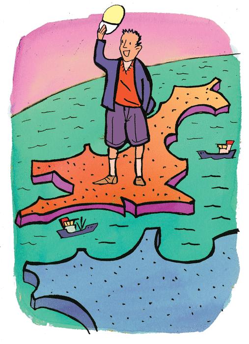Tom is English - illustration 1
