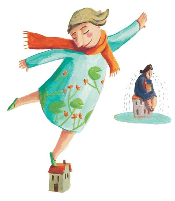 Dansons la capucine - illustration 1