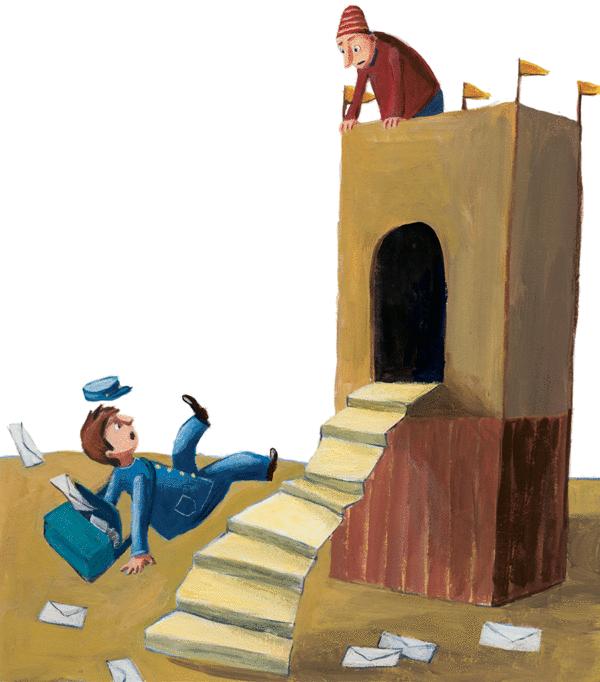 Pirouette, cacahouète - illustration 1