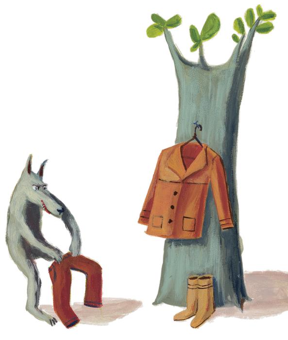 Prom'nons-nous dans les bois - illustration 1