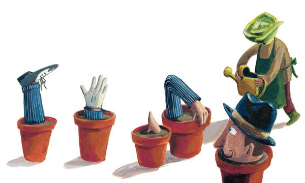 Savez-vous planter les choux ? - illustration 1