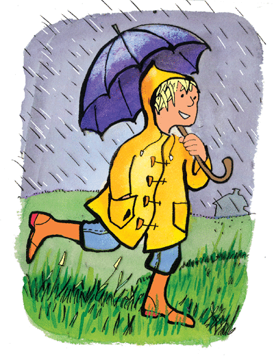 Rain - illustration 1