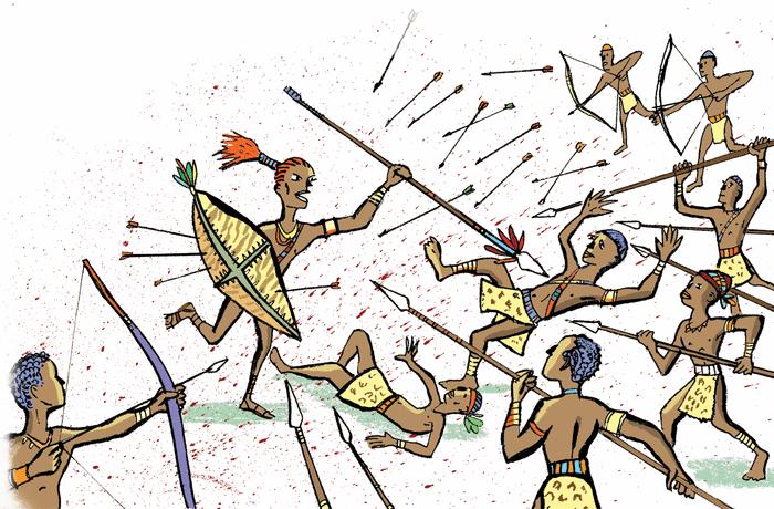 Le dévouement de Yamadou Hâvé - illustration 2