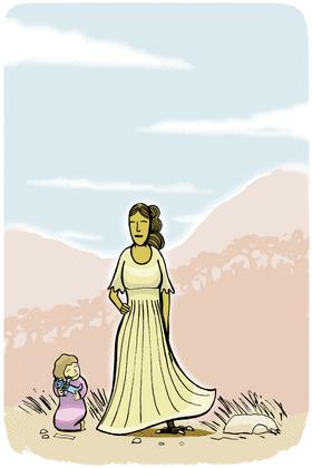 Les pattes de vautour - illustration 1