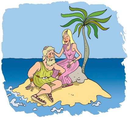 L'Odyssée d'Ulysse - illustration 1
