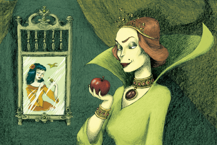 Blanche-Neige - illustration 1