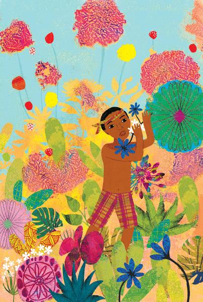 Le pays sans fleurs - illustration 3