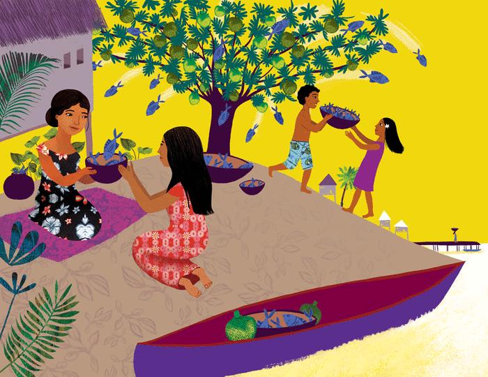 L'oeuf de Soleil - illustration 2