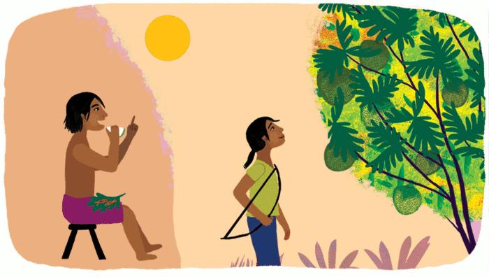 Les Trois Frères - illustration 2