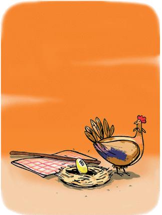 Bâton, tape ! - illustration 3