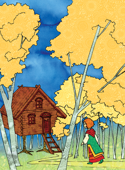 Baba-Yaga - illustration 1