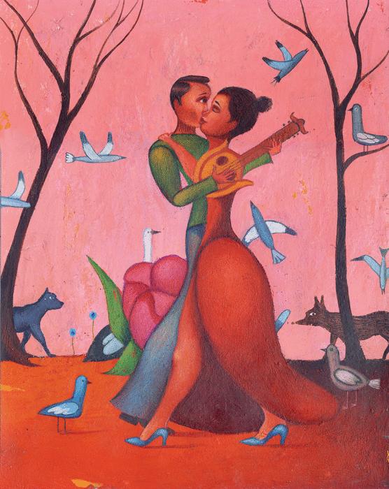 Orphée et Eurydice - illustration 1