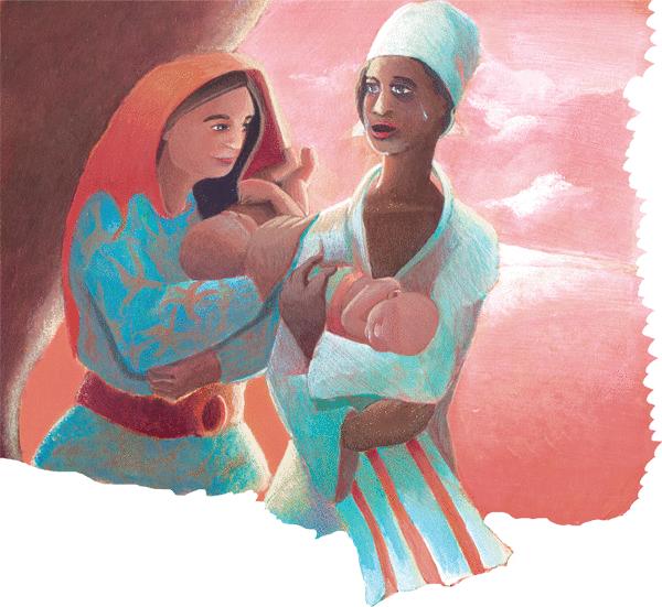 Ammamellen et Élias - illustration 1