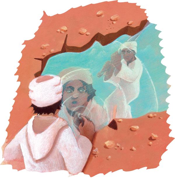 Ammamellen et Élias - illustration 2