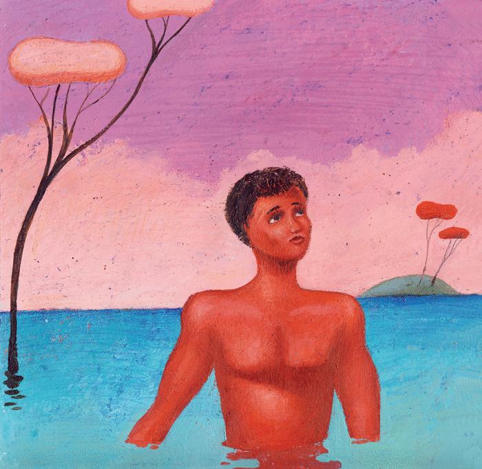 Narcisse et Écho - illustration 1