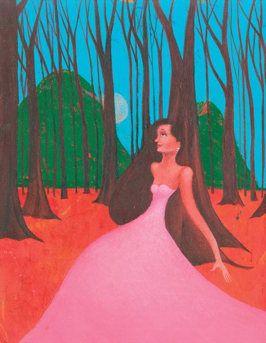 Narcisse et Écho - illustration 2