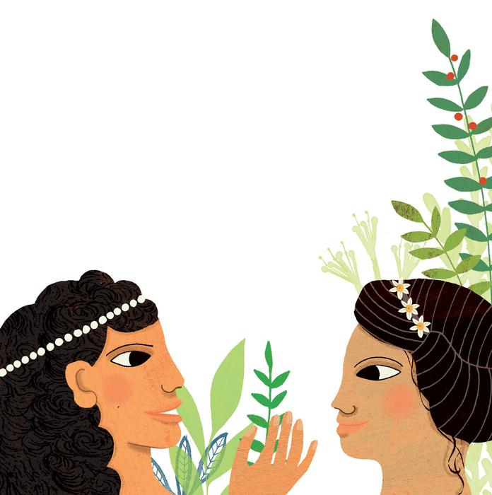 Perséphone ou la naissance des saisons - illustration 2
