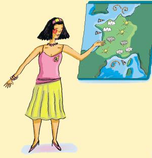 Prévoir le temps - illustration 3