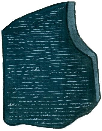 Les hiéroglyphes - illustration 5