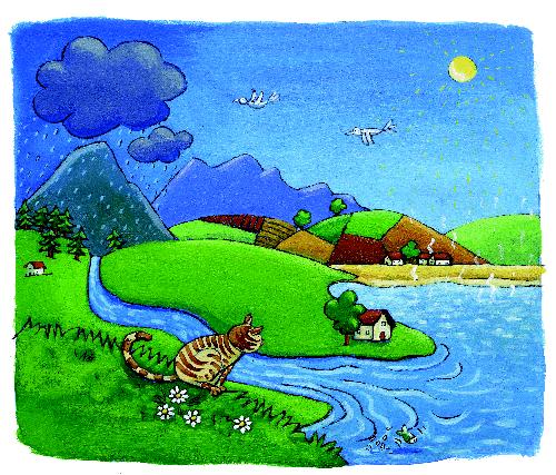 L'eau dans tous ses états - illustration 2