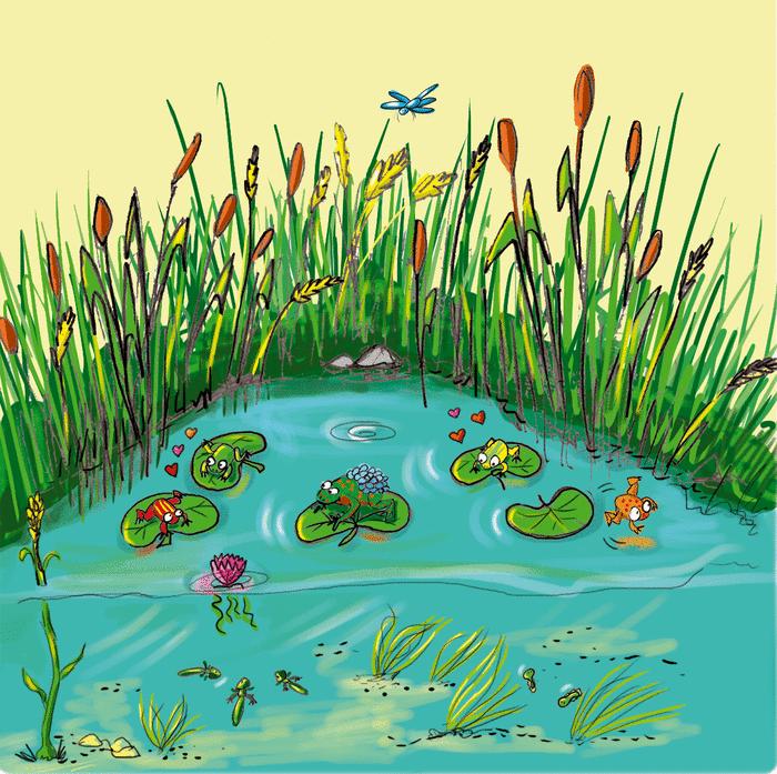 Il pleut, il mouille ! - illustration 3