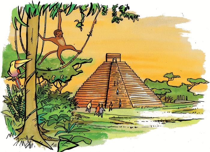 Le Mexique - illustration 3