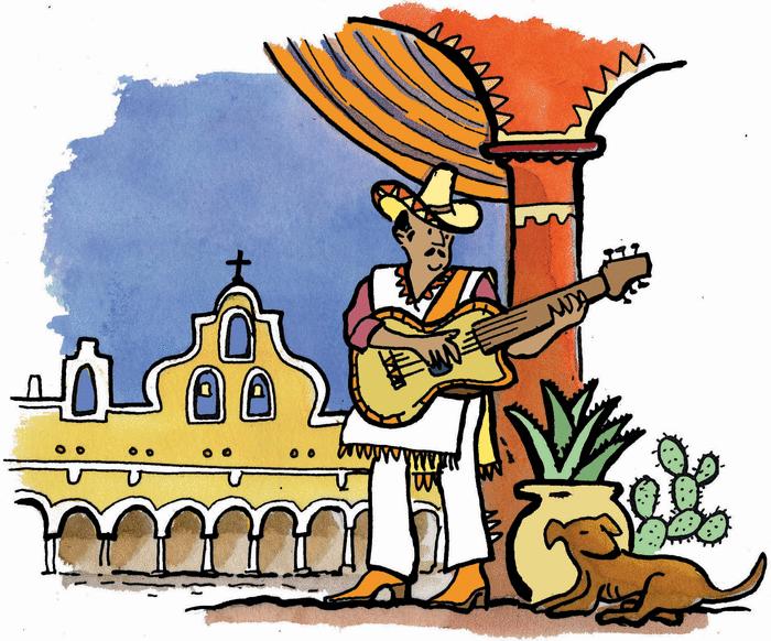 Le Mexique - illustration 5