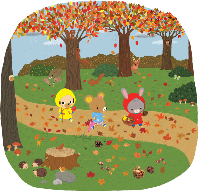 L'automne - illustration 1