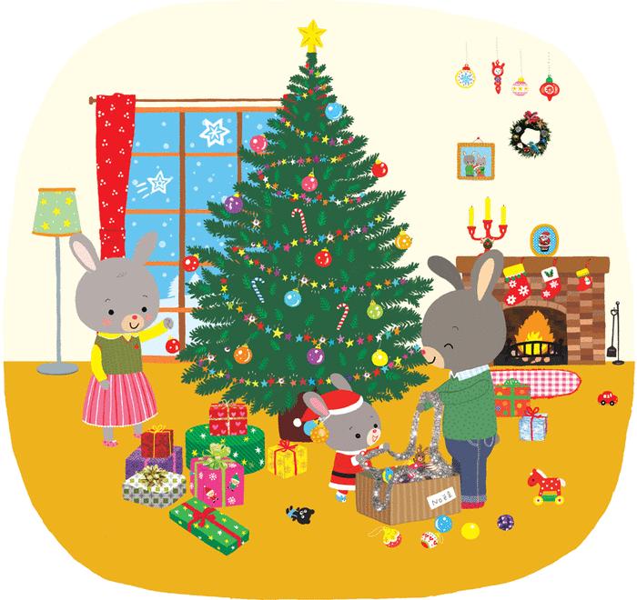 C'est Noël ! - illustration 1