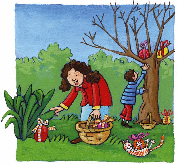 Pâques - illustration 2
