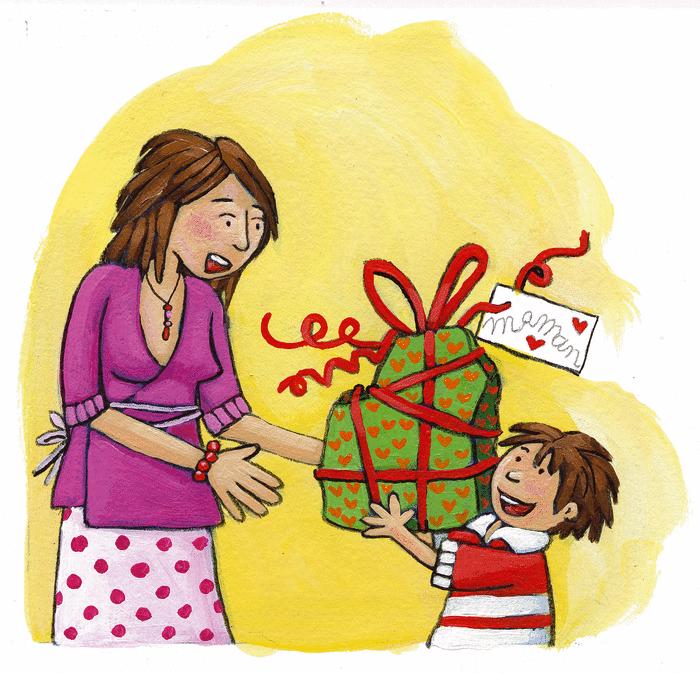 La fête des mères - illustration 1