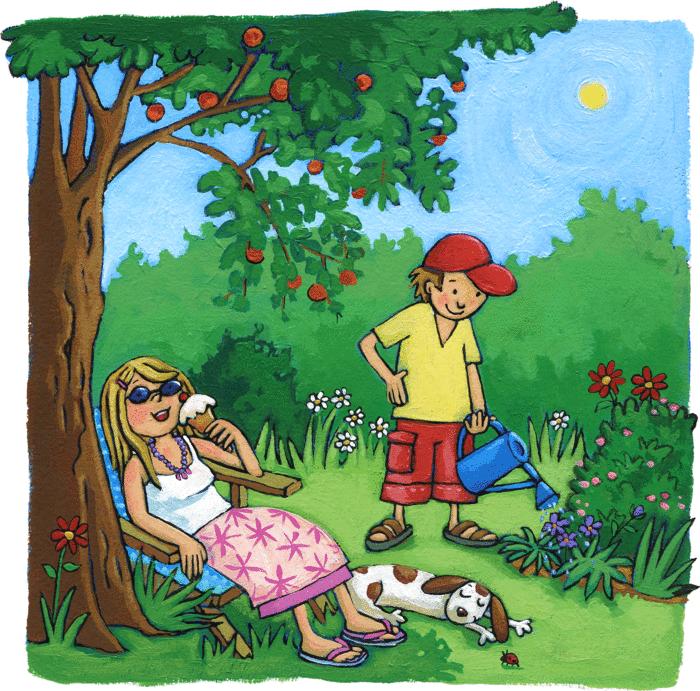 Voilà l'été - illustration 1