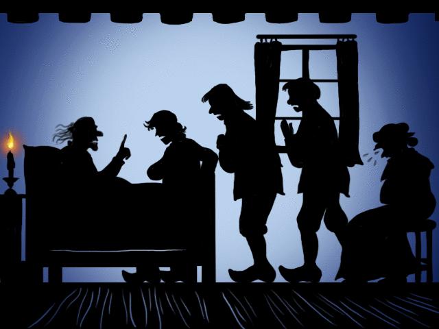 Le Laboureur et ses Enfants - illustration 1