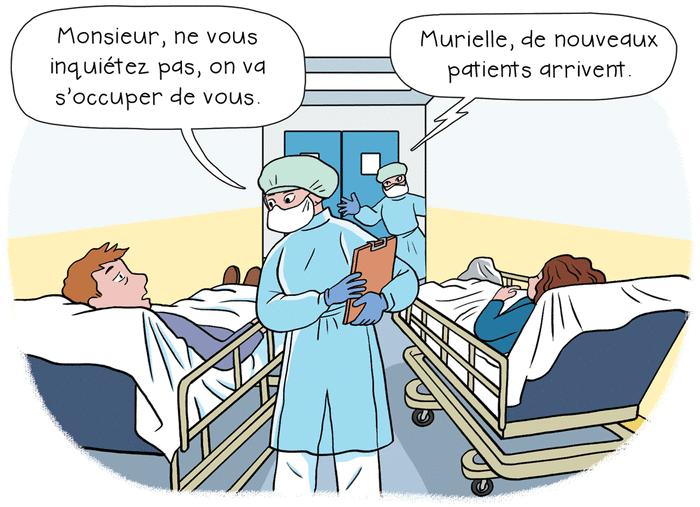 La fourmilière hospitalière - illustration 3