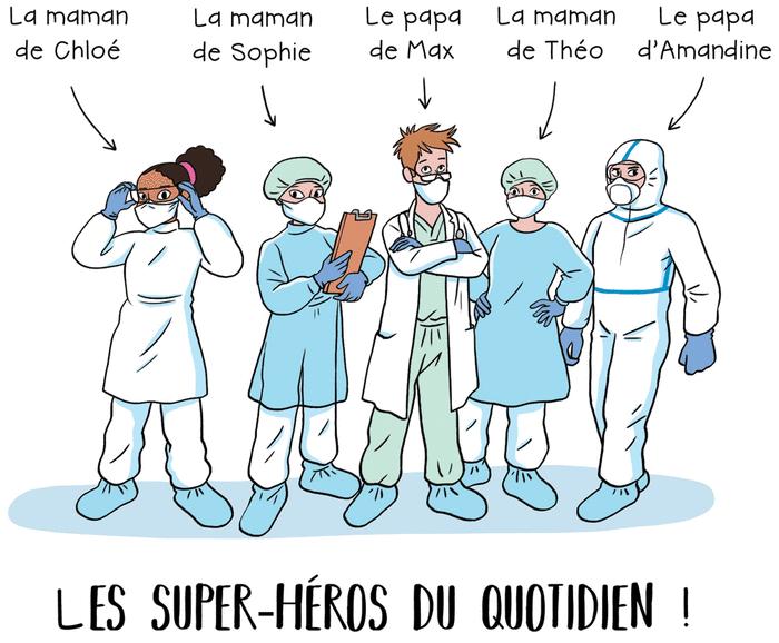 La fourmilière hospitalière - illustration 7