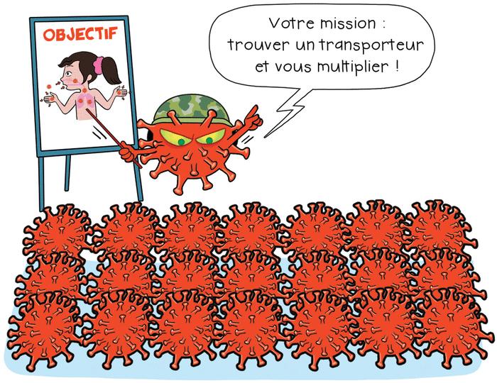 Mission infection - illustration 1