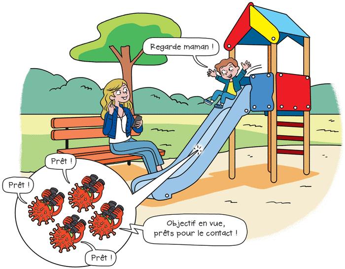 Mission infection - illustration 2