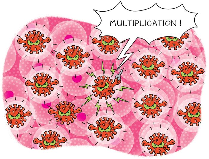 Mission infection - illustration 6