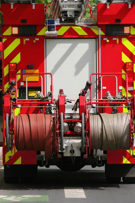 Au feu les pompiers ! - illustration 2