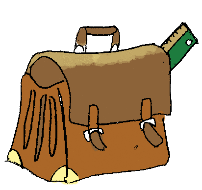 In my schoolbag - illustration 2