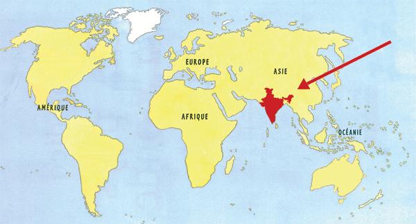 L'Inde - illustration 4