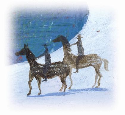 Les mouettes du lac Salé - illustration 6