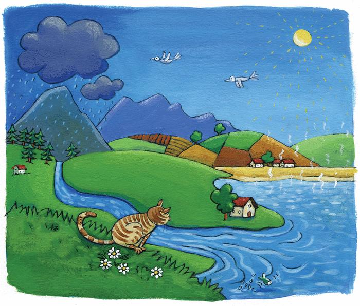 L'eau de la terre - illustration 3