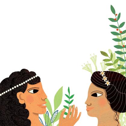 Perséphone ou la naissance des saisons - illustration 6